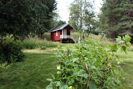 """""""Dukkenes hus"""" et vakkert hus der du kan overnatte. Sitte ned og skrive eller lese en bok."""